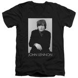 John Lennon- Solo V-Neck T-Shirt