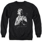 Crewneck Sweatshirt: John Lennon- Iconic T-Shirt