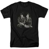John Lennon- With Yoko & Berets T-shirts