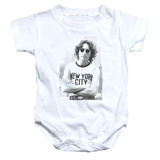 Infant: John Lennon- New York City Onesie Infant Onesie