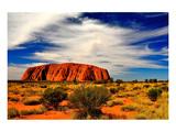 Ayers Rock Uluru Kata Tjuta Print