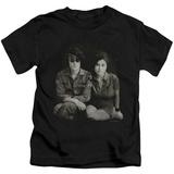 Juvenile: John Lennon- With Yoko & Berets T-Shirt