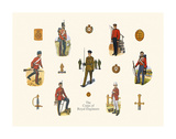 Royal Engineers Premium Giclee Print by Alexandra Clare Baker