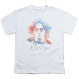 Youth: John Lennon- Color Burst T-Shirt