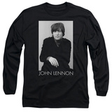 Long Sleeve: John Lennon- Solo Long Sleeves