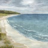 Shoreline Stroll Giclee Print by Paul Duncan