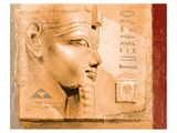 Amenhotep III Print by  Joadoor