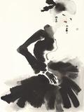 Ellen Giclee Print by Bridget Davies
