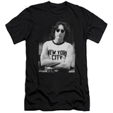 John Lennon- New York City (Slim Fit) T-shirts