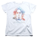 Womens: John Lennon- Color Burst Shirts