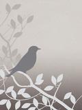 Silent Moment I Giclee Print by Sasha Blake