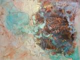 Rock Pool Giclee Print by Caroline Ashwood