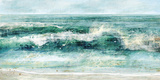 Breaking Waves Giclee Print by Paul Duncan