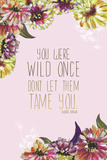 Wild Giclee Print by Anahata Katkin
