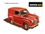 Austin A35 60 Cubic Feet Prints