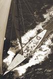 Full Sail II Impression giclée par Ingrid Abery