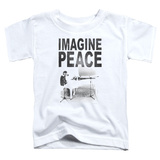 Toddler: John Lennon- Imagine Peace T-shirts