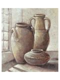 Charming Pottery Print by Karsten Kirchner