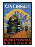 Cincinnati Posters