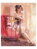 Dainty Moments Poster af Talantbek Chekirov