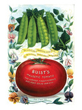 Buist's Majestic Tomato Posters