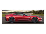 Chevrolet-Corvette Stingray Prints