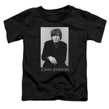 Toddler: John Lennon- Solo T-Shirt