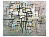 Composition No. II Prints by Piet Mondrian