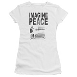 Juniors: John Lennon- Imagine Peace Shirts
