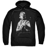 Hoodie: John Lennon- Iconic Pullover Hoodie