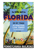 Extra Days in Florida Prints