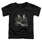 Toddler: John Lennon- With Yoko & Berets T-shirts