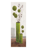 Charming Green Balloons Affiches par Karsten Kirchner