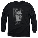 Long Sleeve: John Lennon- Sketch Long Sleeves