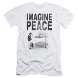 John Lennon- Imagine Peace (Slim Fit) T-Shirt