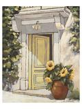 Casa Jose Entrance Posters by Karsten Kirchner