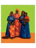 Gorom Gorom Burkina Faso Posters by Renate Holzner