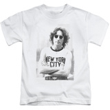 Juvenile: John Lennon- New York City T-shirts
