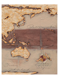 Discover Australia Print by  Joadoor