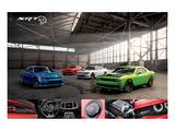 Chrysler - Hellcats SRT Posters