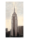 Empire State Building NYC Prints by Talantbek Chekirov