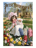 Hederson Autumn Bulbs New York Posters
