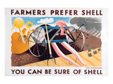 Farmers Prefer Shell Art