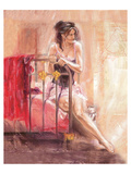 Dainty Moments Prints by Talantbek Chekirov