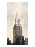 Chrysler Building N.Y.C. Prints by Talantbek Chekirov