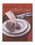 Cucina italiana Prints by Bjoern Baar