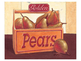 Golden Pears Posters by Bjoern Baar