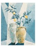 Lemon Tree Branches Poster by Karsten Kirchner