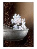 Jasmine Bowl Print by Gerard Beauvoir