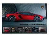 Lamborghini Aventador Lp750-4 Poster